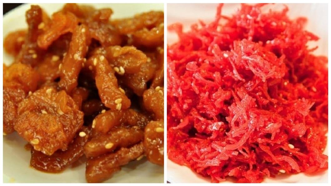 吃稀飯時常會看到的2種配菜,你知道它們的名字嗎?(圖/翻攝自爆廢公社) 紅紅甜甜的!吃稀飯常見配菜 「真名」原來這樣叫…