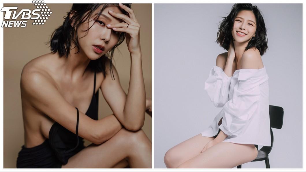 圖/伊林娛樂提供 產後3個月速甩17KG 名模解放「水滴美胸」太犯規