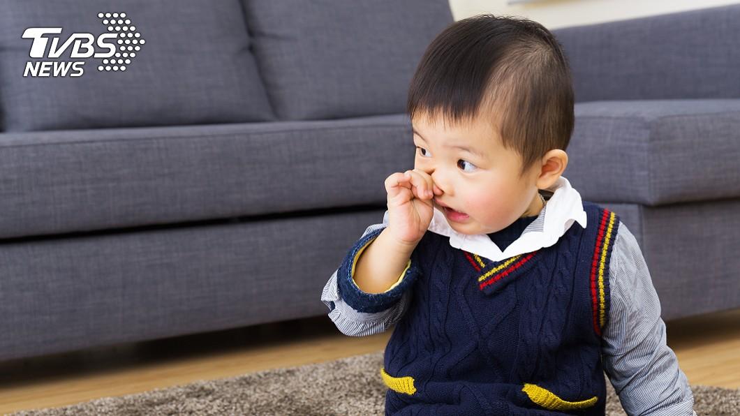 示意圖/TVBS 小心!平常愛亂摳鼻子 專家警告:易感染肺炎