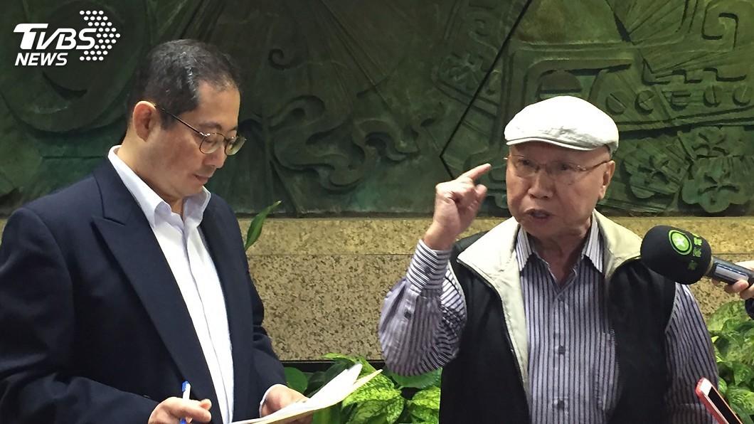 圖/中央社 農田水利法草案 農委會:歡迎各界提供意見