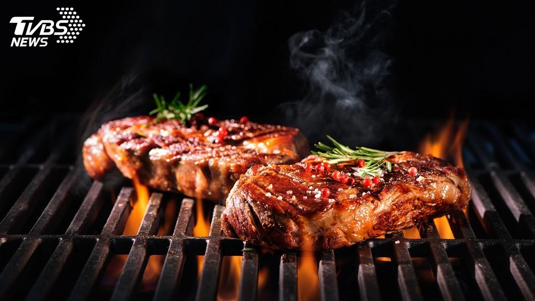 示意圖/TVBS 若想拯救地球 研究指西方肉類攝取需少9成