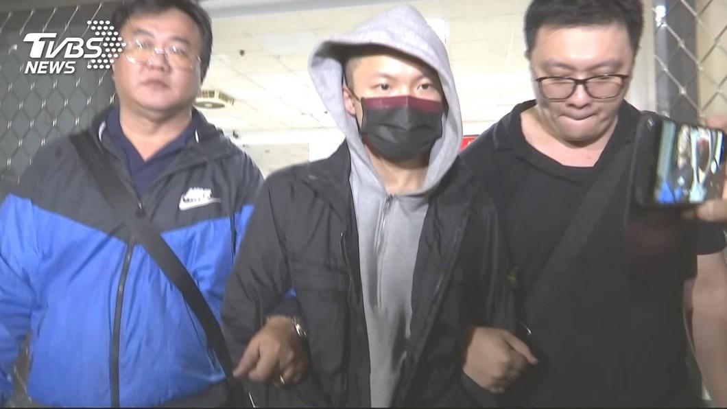 圖/TVBS資料畫面 快訊/街頭尬車奪3命 謝亞軒將以「殺人罪」移送