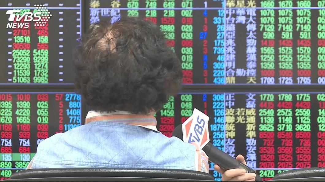 圖/TVBS 台股步入過熱區 留意短線漲多拉回整理壓力