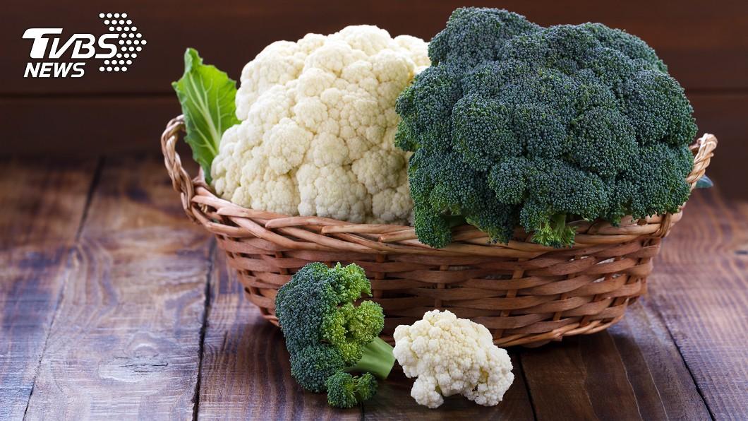 7萬名醫師選出最健康食物,花椰菜只有拿下第4名。示意圖/TVBS