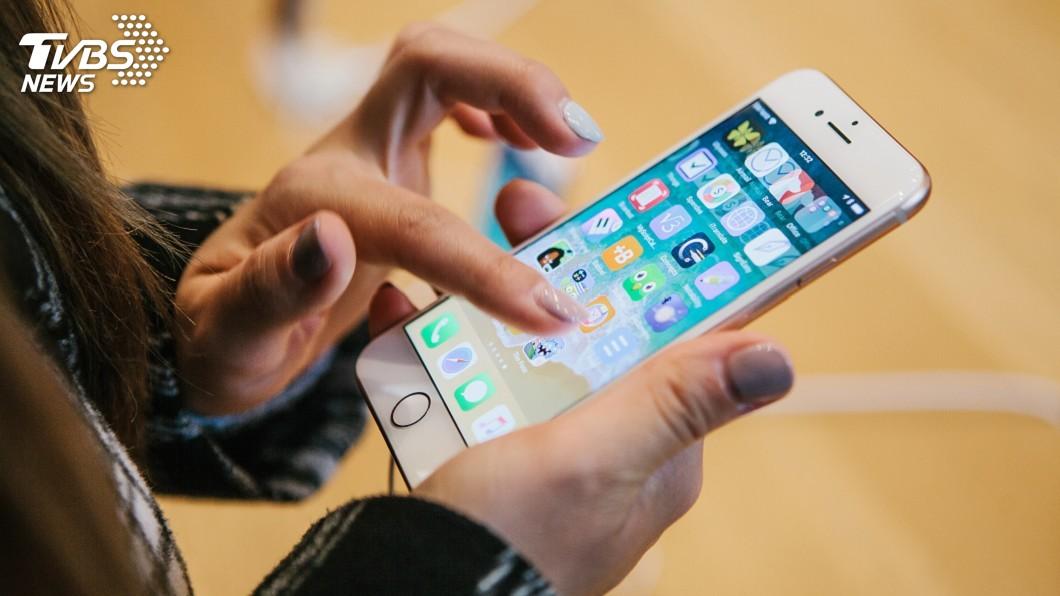 iPhone鍵盤隱藏許多實用的小技巧。示意圖/TVBS 果粉看這裡! iPhone鍵盤隱藏超實用小技巧