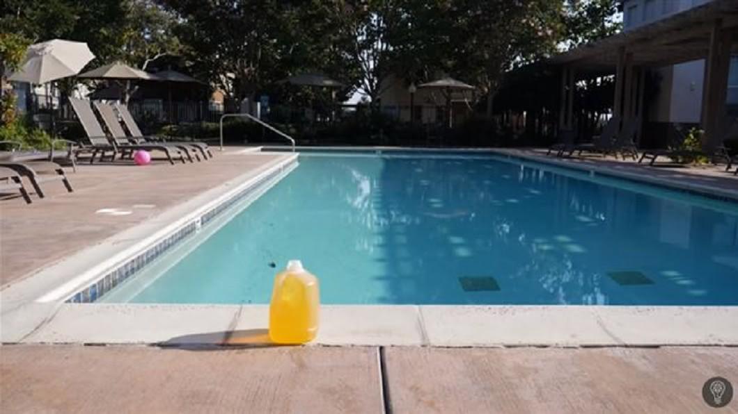 圖/翻攝自 YouTube 泳池含多少尿…數據曝光嚇死人 奧運選手:直接尿很正常