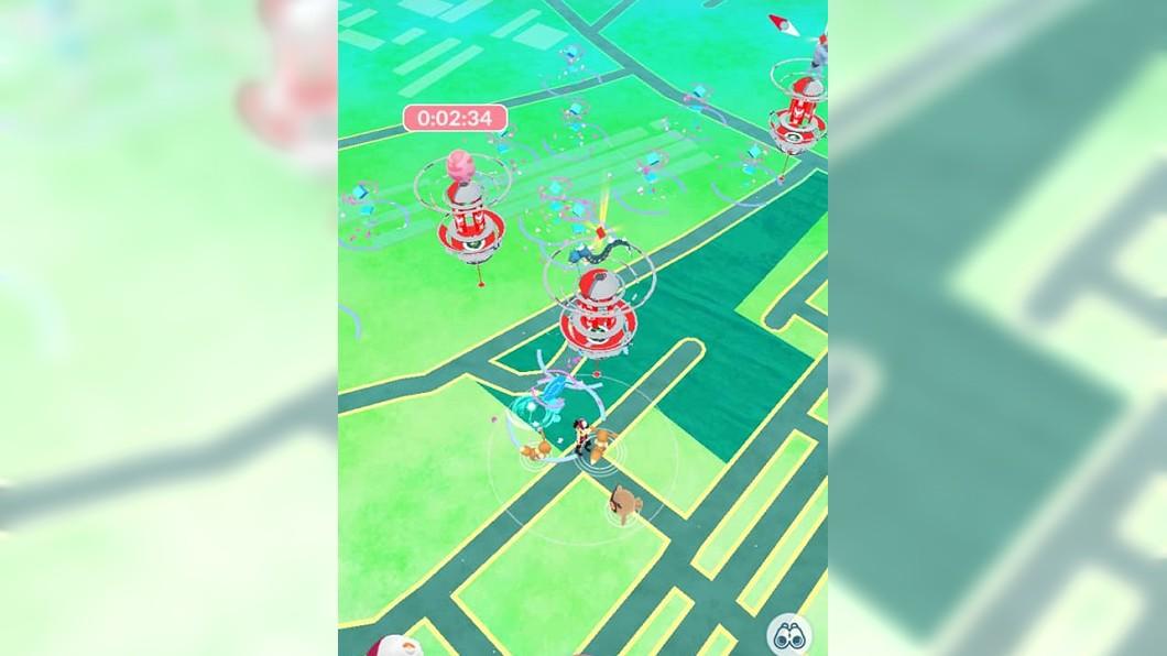 圖/精靈寶可夢社團 Pokemon GO