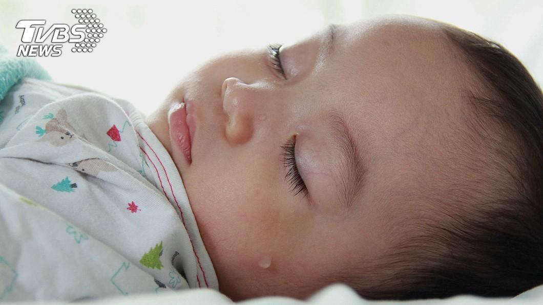 示意圖/TVBS。非當事人 1歲女娃腸病毒重症!併發腦炎竟「個性突變」