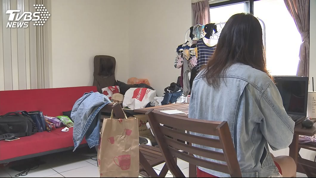 非新聞事件當事人。(示意圖/TVBS資料畫面) 搬新家第一晚遇女室友告白 驚悚結局曝光「快逃!」