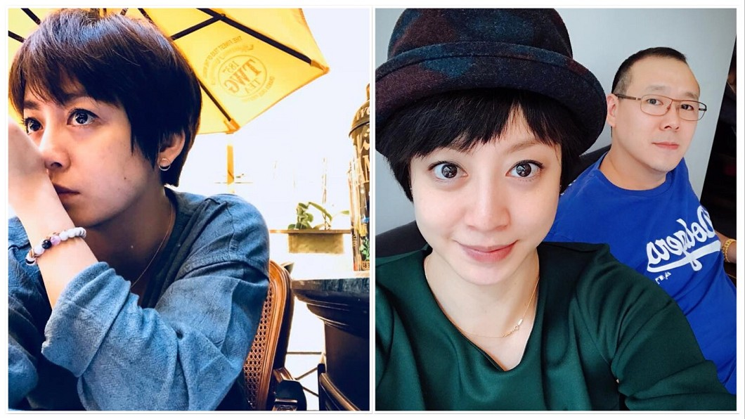 圖/翻攝自范筱梵臉書 為愛定居泰國尪竟玩鹹濕3人行 范筱梵回「沒事」友心疼