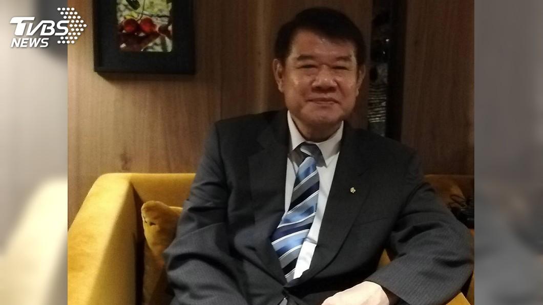 圖/中央社 決心發展航空維修 華航何煖軒:盼5年達營收4成