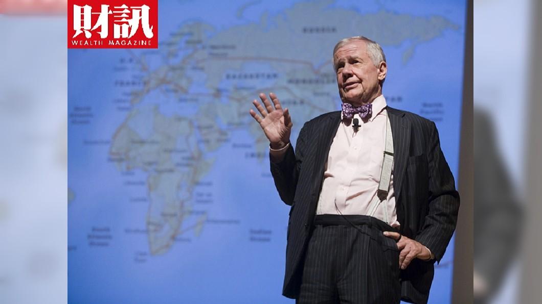 圖/財訊 【財訊】國際投資大師吉姆羅傑斯:熊市來了,搶中國反彈