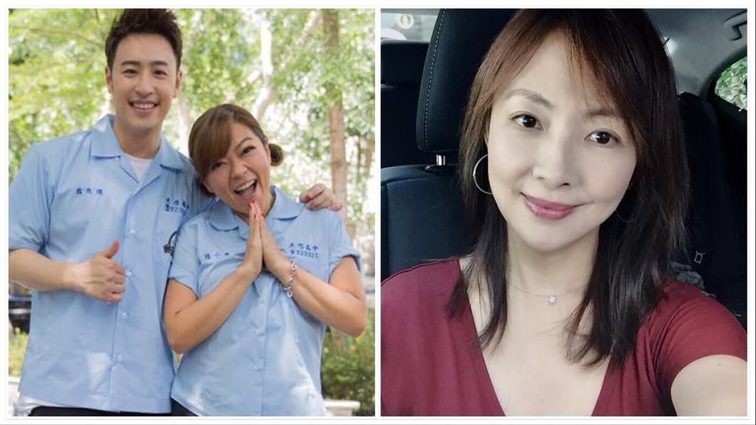 圖/翻攝自杜詩梅、郭昱晴臉書 《麻辣》魔咒?不只范筱梵 她們也曾爆婚變