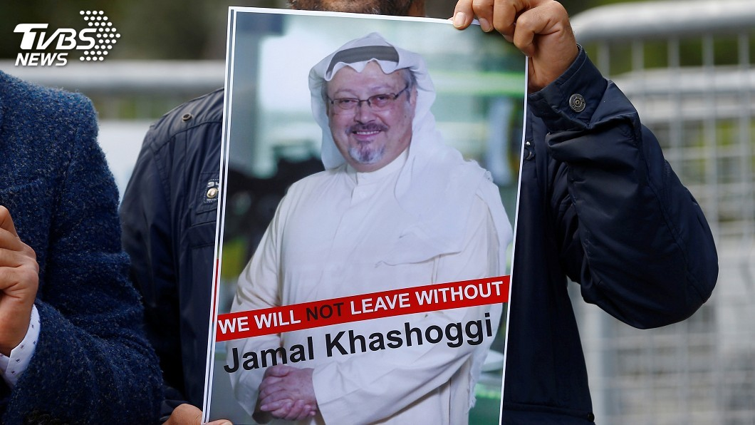 圖/達志影像路透社 記者失蹤案 紐時披露5嫌和沙烏地王儲有關