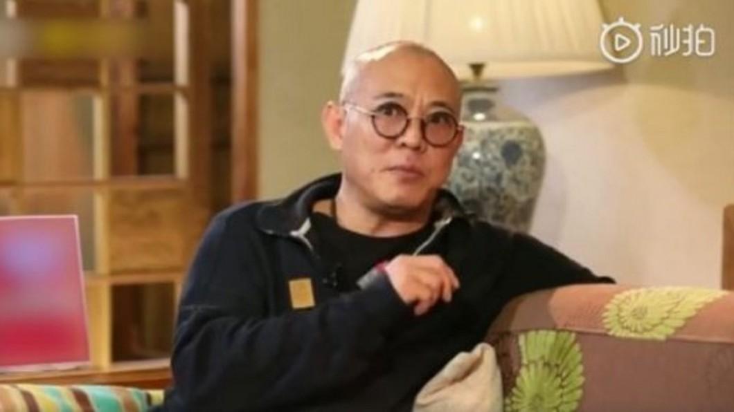 圖/翻攝秒拍 「這我不幹」李連杰忍15年首曝拒拍《駭客任務》原因