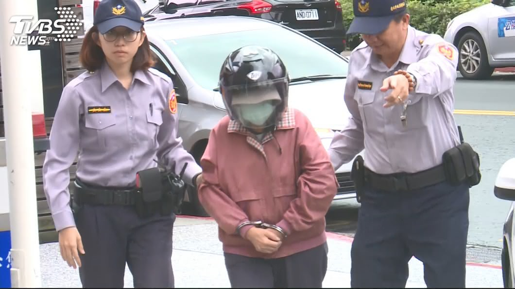 圖/TVBS資料畫面 「30年無法再照顧了」婦持榔頭砸死病夫 兒女哭求輕判