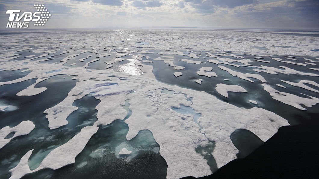圖/達志影像美聯社 暖化恐讓冰層毒菌湧出 地球將重現大瘟疫