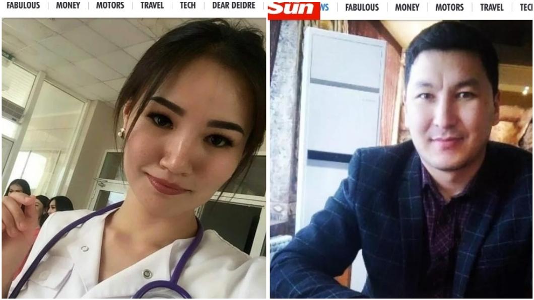 圖/翻攝自《太陽報》 求婚遭拒不爽被瞧不起 他竟怒砍正妹醫頭顱報復