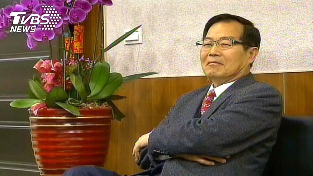 李朝卿。圖/TVBS 莫拉克風災重建也要貪! 南投縣前縣長李朝卿得坐牢