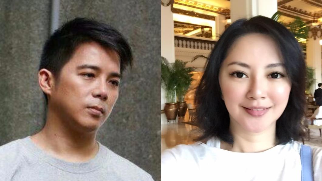 圖/翻攝臉書 陳子強鬆口再婚 傅天穎忍5年開譙「8年小三」