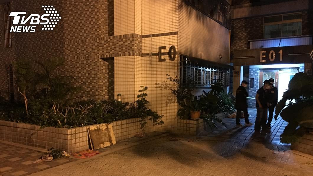 圖/中央社 桃園弒母案  犯嫌涉嫌重大有逃亡之虞遭聲押