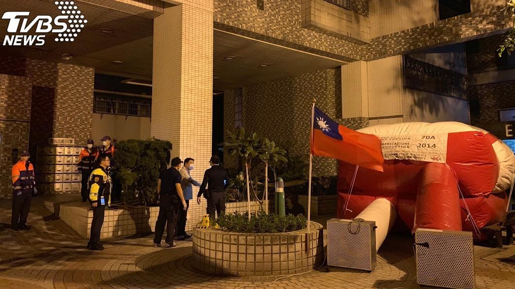 圖/中央社 逆子弒母砍頭從12樓丟下 宅神氣炸:台灣呵護人渣!