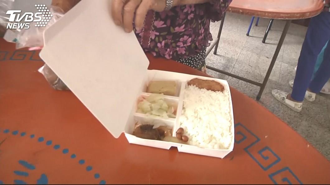 示意圖,與本事件人物無關。圖/TVBS資料畫面 高一女照顧中風父 月花1千吃同學剩飯度日