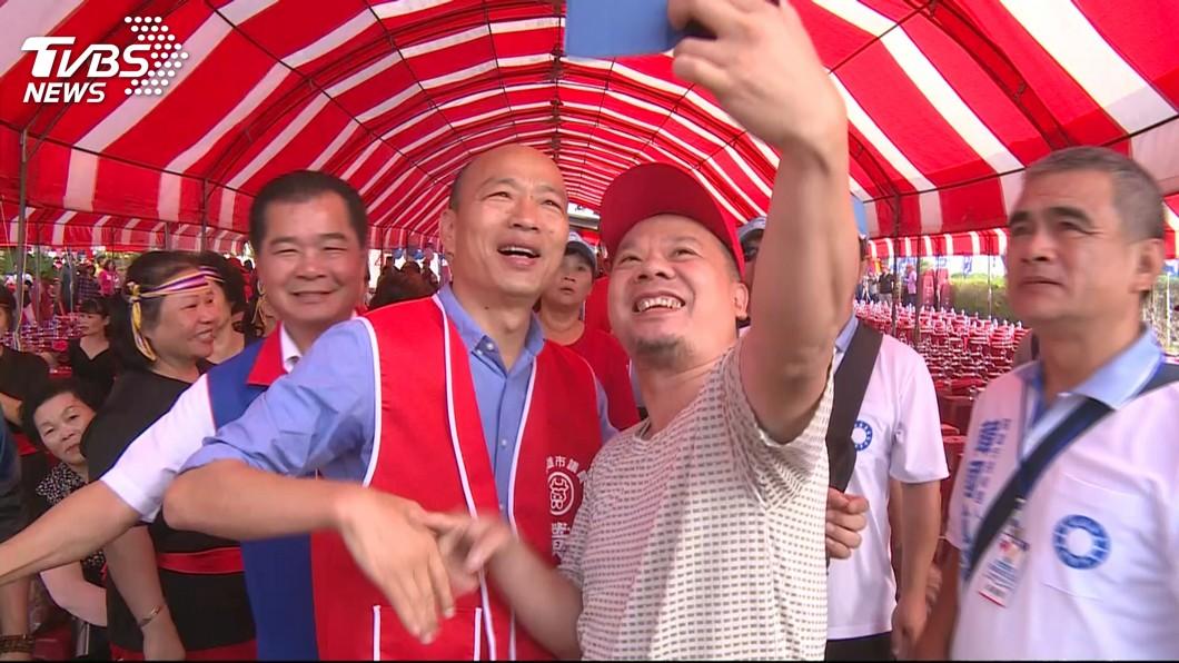 圖/TVBS 鄉民圖文分析:這6區沒拿下韓國瑜可以宣布敗選