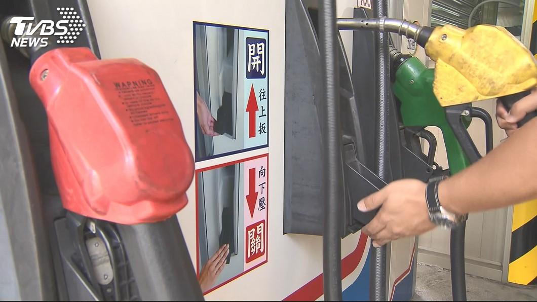 圖/TVBS 中油賠償退1送1 全台「直營加油站」開放受理
