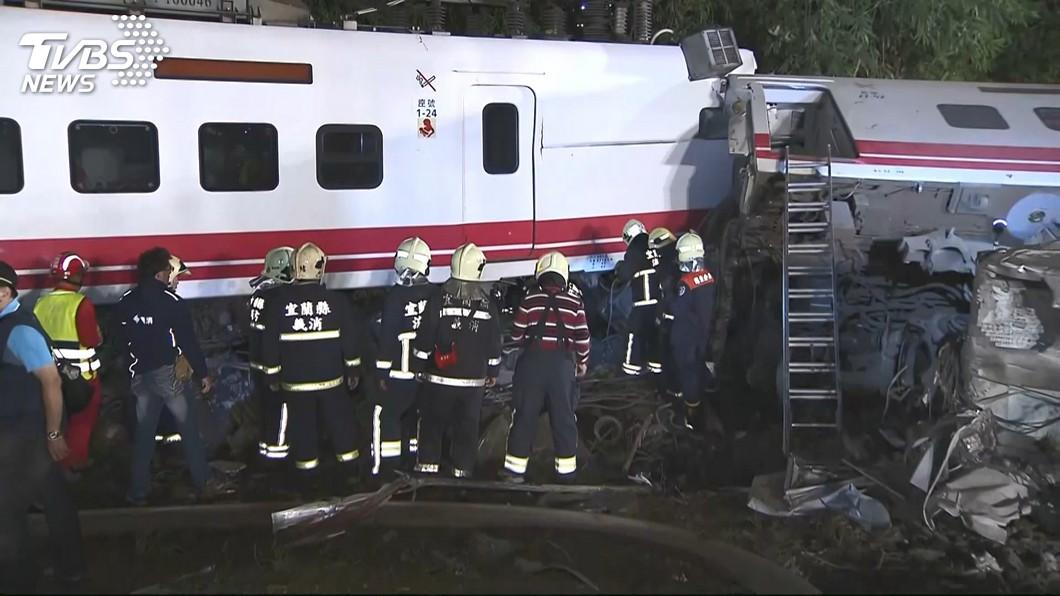 圖/TVBS 普悠瑪事故 政院調查:ATP自大溪站就沒有運作