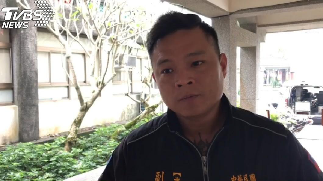 團隊召集人陳修將。(圖/TVBS)