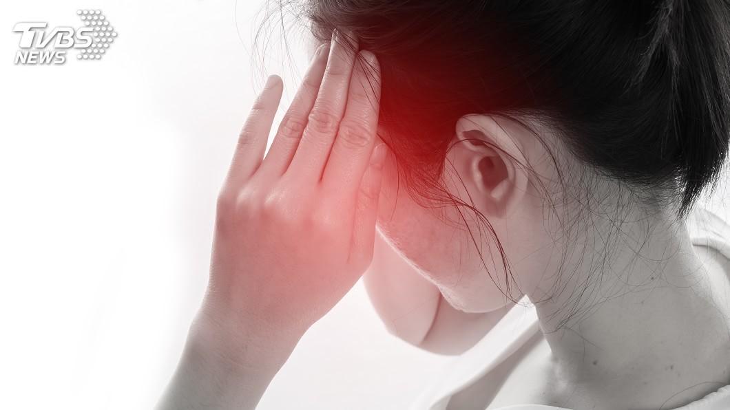 示意圖/TVBS 神!她偏頭痛12小時 「用這招」秒緩解超驚人
