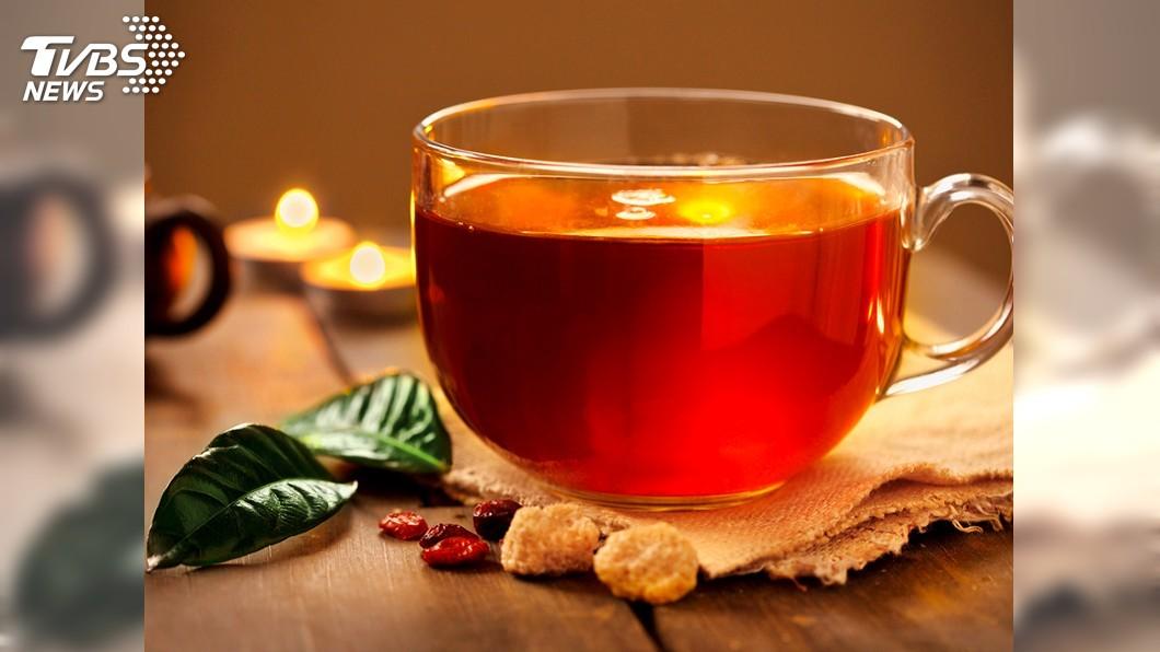 紅茶示意圖/TVBS 喝紅茶「5大好處」 護齒殺菌還能防感冒