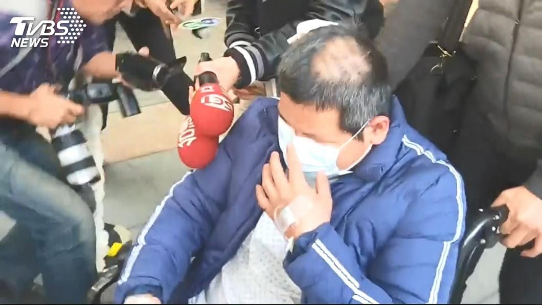 圖/TVBS 尤振仲選舉日被逼開「出事普悠瑪」 台鐵駁斥假新聞