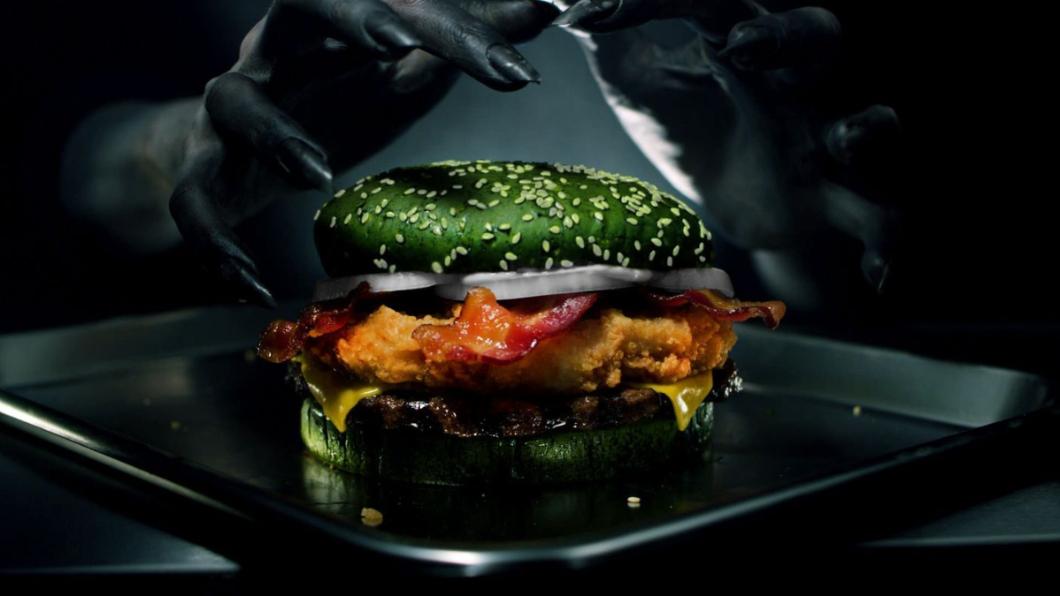 圖/翻攝自aikenstandard 吃漢堡會做惡夢?業者推超狂「夢魘堡」 經研究證實有效