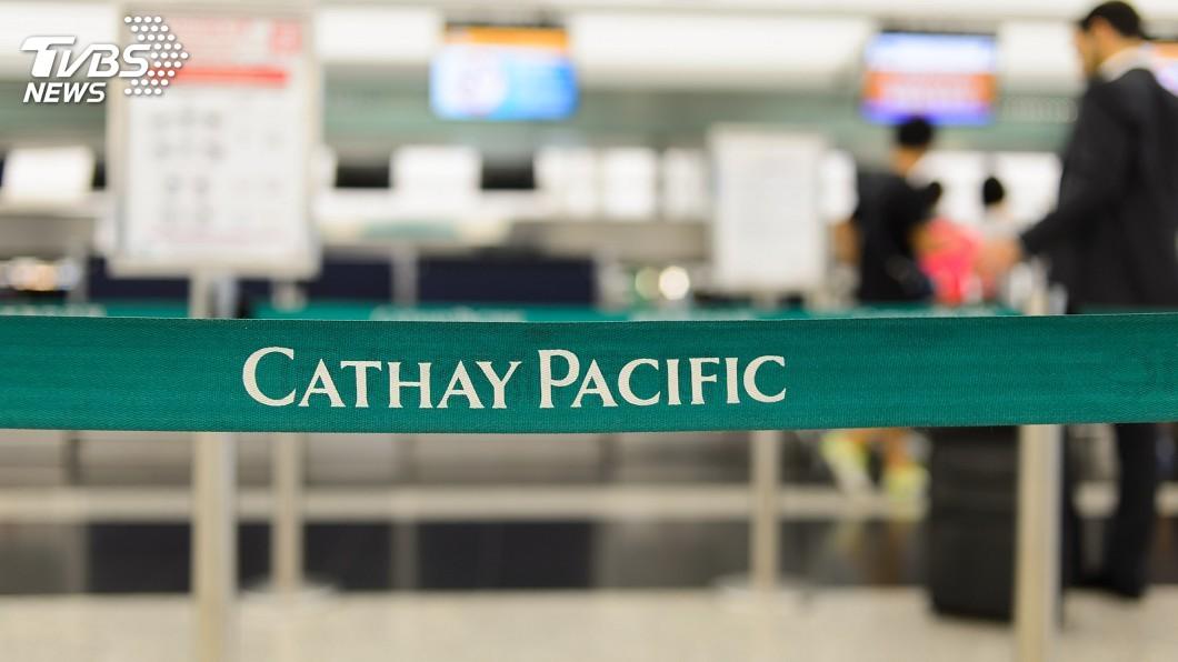 示意圖/TVBS 赴港旅客注意!反送中罷工影響 高雄飛香港部分航班取消