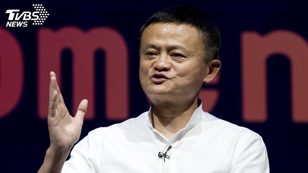 圖/達志影像美聯社 馬雲再登富比世中國富豪榜首 過半富豪財產縮水