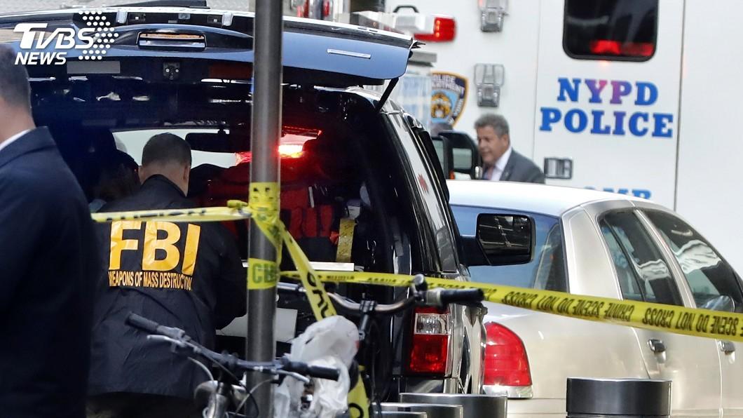 圖/達志影像美聯社 可疑炸彈郵包案 FBI列恐怖主義行為調查
