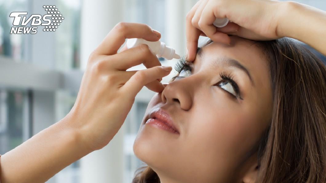 示意圖/TVBS 眼藥水都沒效? 專家點出「吸收關鍵」:順序要對