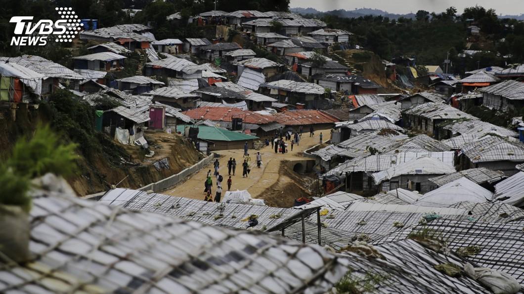 圖/達志影像美聯社 緬甸種族滅絕暴行未止 UN小組盼提交刑事法院