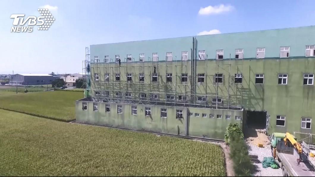 圖/TVBS 工輔法落日條款協商無共識 保留院會處理