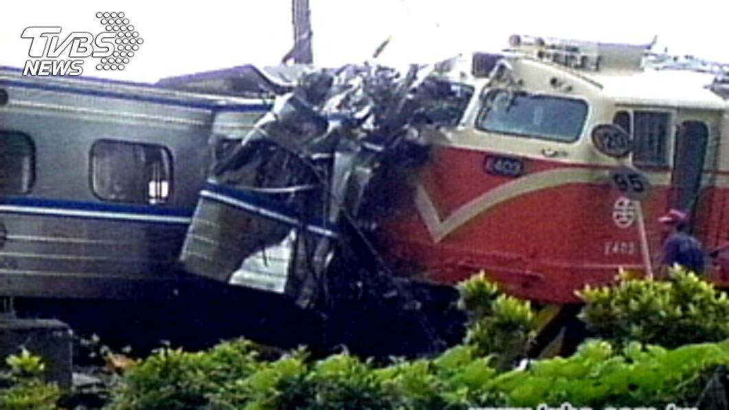 圖/TVBS資料畫面 大里火車對撞11年!司機淪打零工 台鐵連律師費都不出