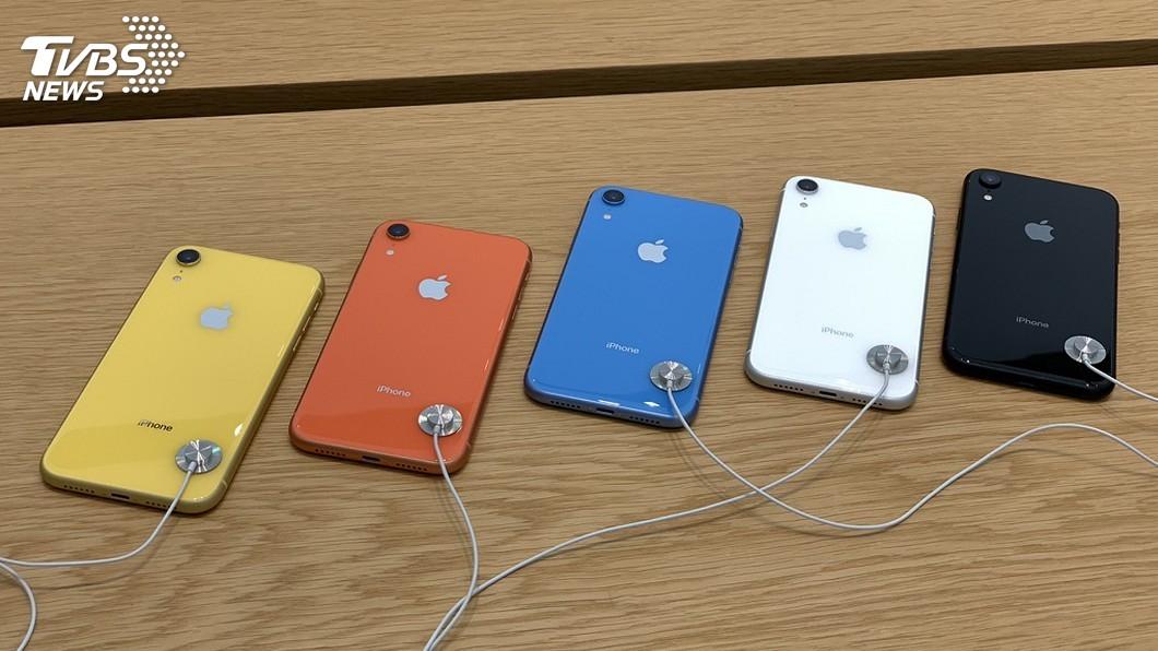 圖/中央社 蘋果將i5列入古董 他稱3年內iPhone將被取代