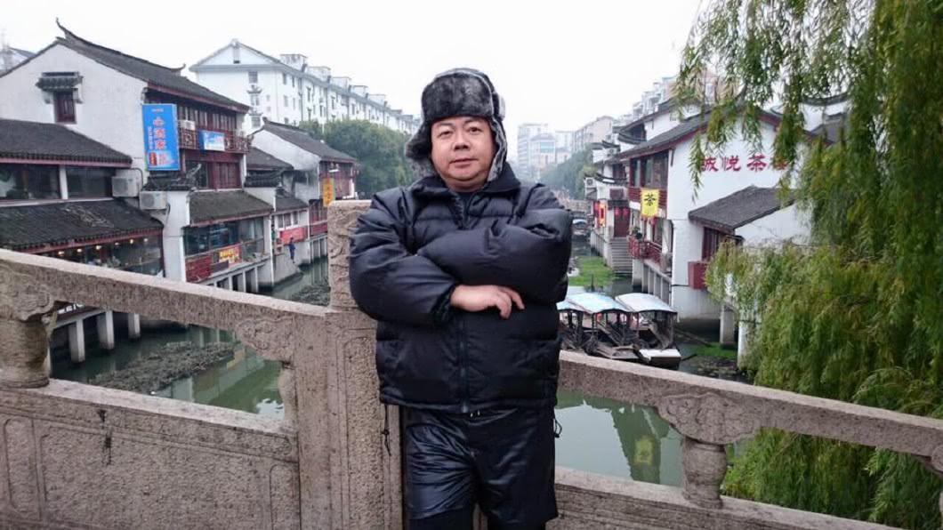圖/翻攝自董至成臉書 董至成北漂賺人民幣 嘆:台灣人只想著選舉