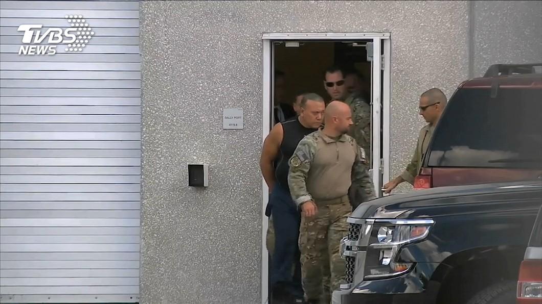 圖/達志影像美聯社 美國56歲炸彈客遭逮 又出現可疑郵包