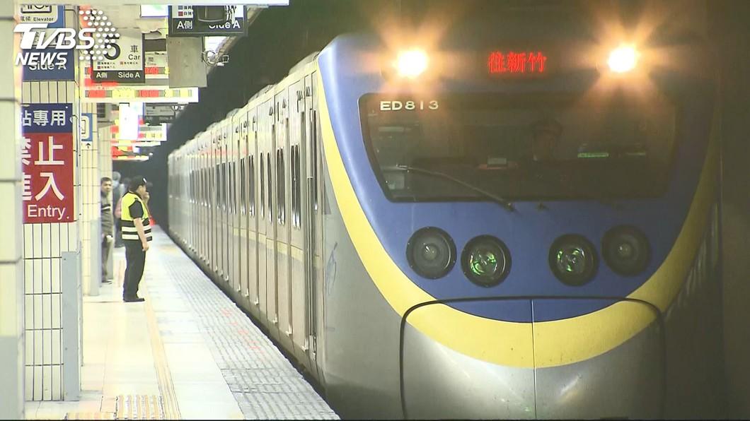 圖/TVBS 元旦連假台鐵加開286班車 聰明訂票撇步報你知