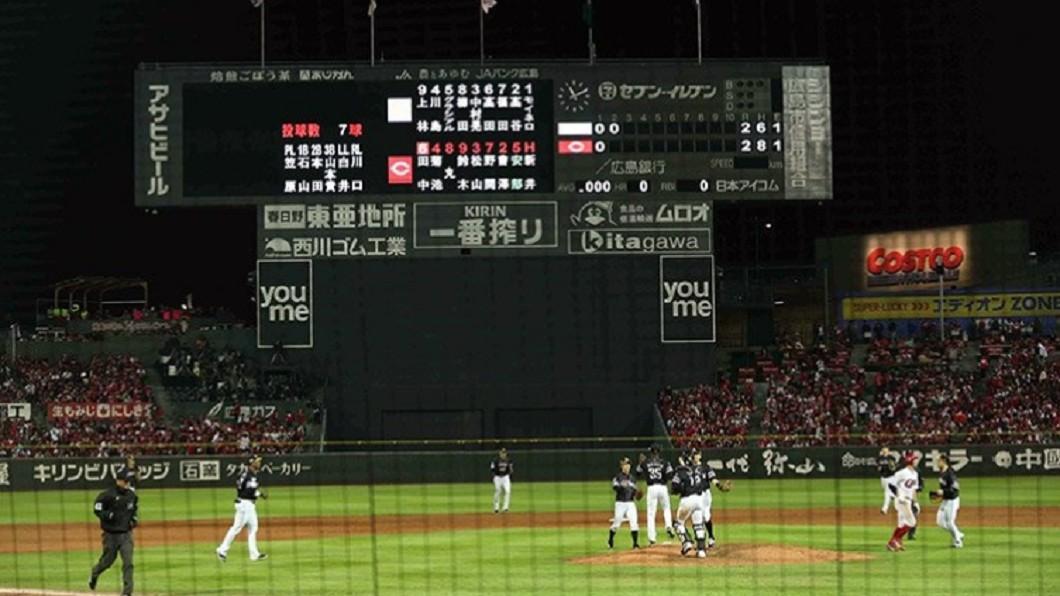 圖/翻攝自日本野球機構(NPB) twitter