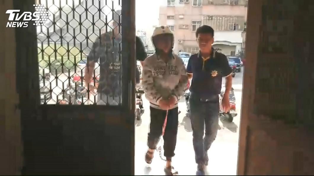 (圖/TVBS資料畫面) 勒斃成大女研究生 清潔工判無期徒刑定讞