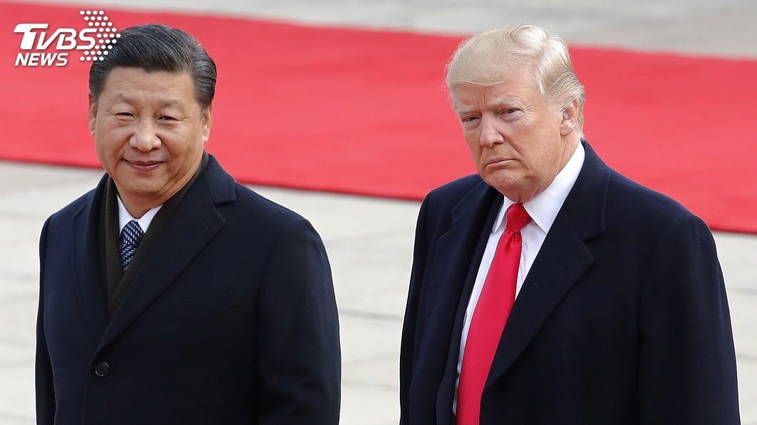 圖/達志影像美聯社 貿易關稅戰陰影下 川習G20將會晤