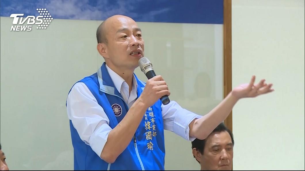 圖/TVBS 為何韓國瑜頻頻失言? 他曝「背後徵兆」超心酸